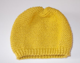 Baby Hat knit by hand