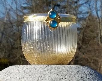 Golden Jasmine Candle Jar