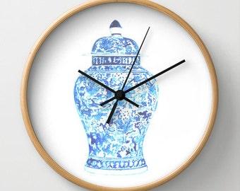 GINGER JAR no.6 CLOCK