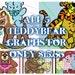 TeddyBear Graphs Value Pack