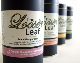 Tea Gift set, 4 pack, all 50 cups each. BEAUTIFUL teas, You choose save money