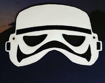 Child's Mask - Star Wars - Storm Trooper