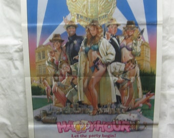 Happy Hour 1987  Movie Poster mp060