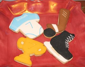 hockey cookies