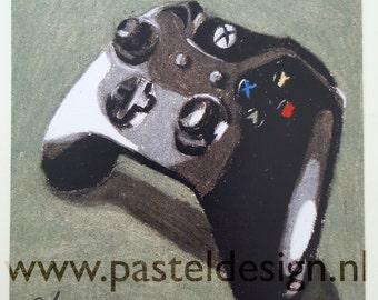 Xbox One controller card