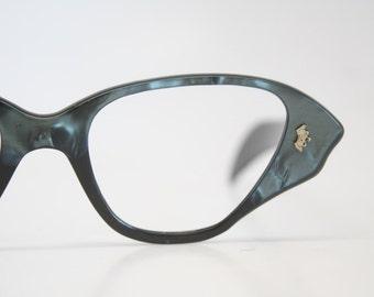 Cat Eyeglasses vintage Eyewear Retro Glasses Catseye glasses vintage frames