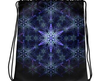 Sixth Gateway Drawstring bag