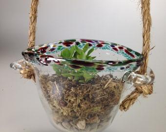 Hanging Planter Pocket