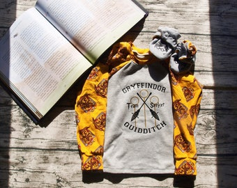 Harry Potter Baby   Harry Potter Shirt   Gryffindor   Harry Potter Shoes   Harry Potter Gift   Quidditch   Harry Potter Baby Outfit