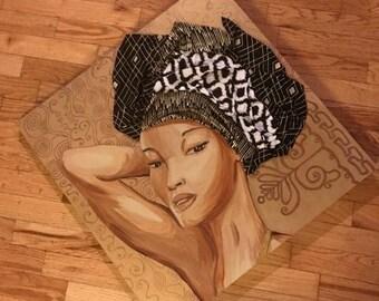 Makeba, Queen of Sheba
