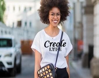 Creole Girl, Creol Life, Creole, Louisiana,