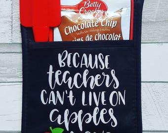TEACHERS GIFT baking set   Teacher Appreciation  