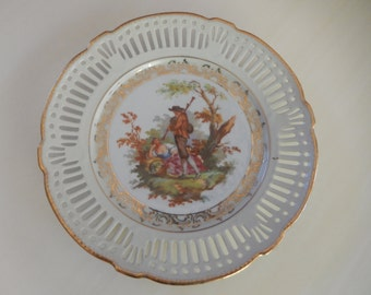 GERMANY US ZONE Plate