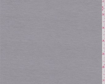 Taupe Grey Jersey Knit, Fabric By The Yard