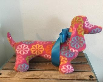 Dachshund / Doxie / Handmade gift