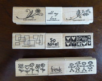Smorgasborders Stamp Set by Stampin Up (Retired)