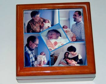 box personalized with your favorite photo 5