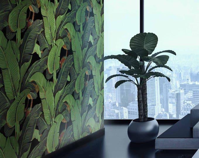Black Banana Leaves Wallpapers - Black banano leaf wallpapers - Banana Leaf wallpapers - Banana Leaves