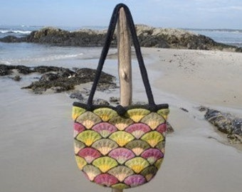 Bar Harbor Shell Bag -knit