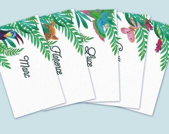 Place card variety (10)