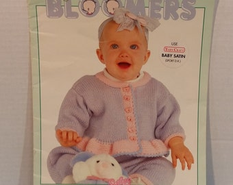 Baby Bloomers Tops and Bottoms 6 Patterns Projects VTG