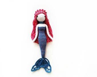 Elizia Mermaid pattern