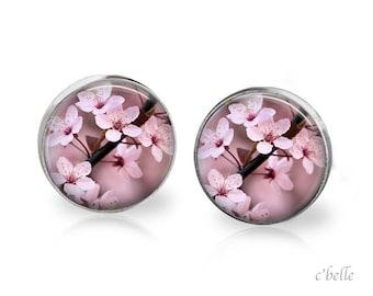 Earrings cherry blossom 52