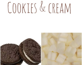 Cookies n Cream Wax Melts