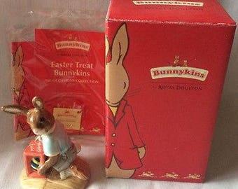 Royal Doulton Bunnykins - Easter Treat - DB289