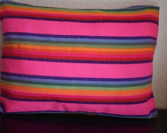Mexican Pillow Cover 12x16