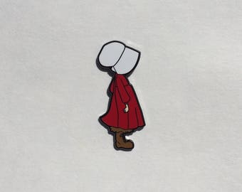 The Handmaid's Tale - Holly Hobby Enamel Pin