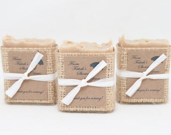 Additional Rustic Soap Favors ~ Handcrafted ~ Baby Shower ~ Bridal Shower ~ Custom Wedding Favours