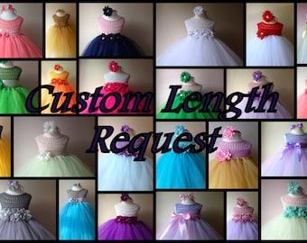 Custom Length Request