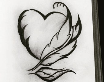Heart of a Feather