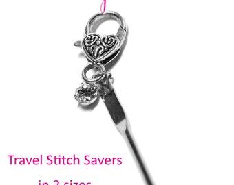 Stitch Savers & Travel Beading Tools