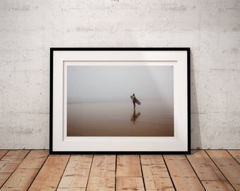 Surfer II -  Fine Art Photo Print - Limited EditionLandscape Photography - Abstract Photography - Fine Art Print