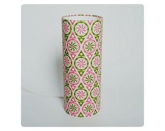 Decorative table lamp - Big Star (pink)