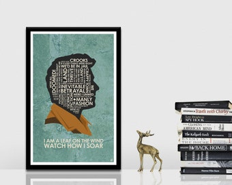 Firefly - Wash Quote Poster
