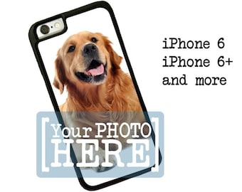 iphone case - Personalized Photo iPhone 6 and 6+ Case - Custom Phone Cover - Your Favorite Photo -  iphone Case