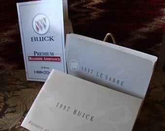 Buick LeSabre 1997 Owner's Manual