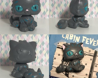 chesire cat lps custom handpainted