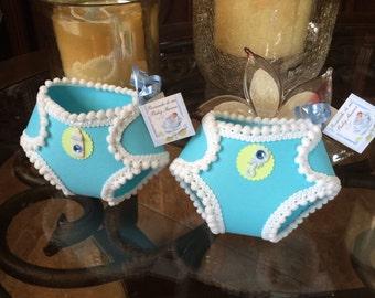 Baby Shower Favors Napkin Diapers ~ Diaper favors etsy