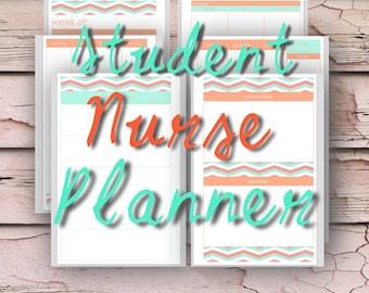 Nursing School Student Planner