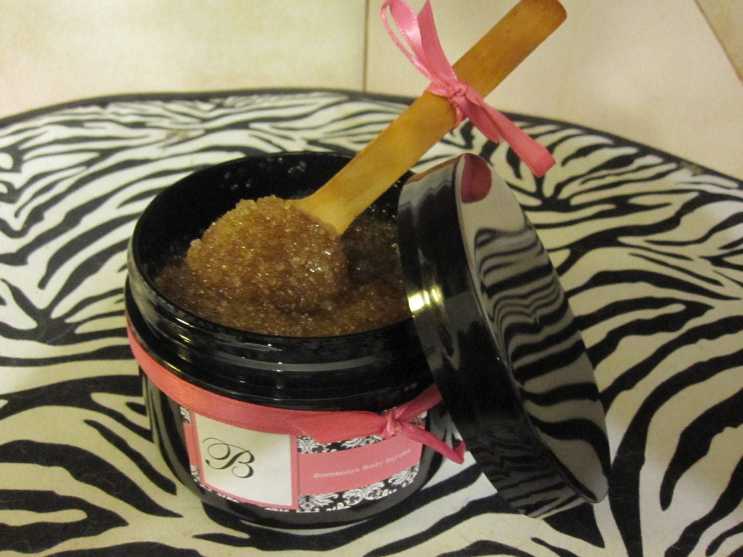 FREE SHIPPING Two 8oz Body Scrubs for 30.00 Hurry While Supplies Last