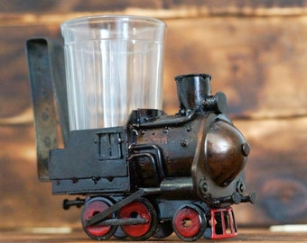 """Cup holder """"Steam Locomotive"""""""