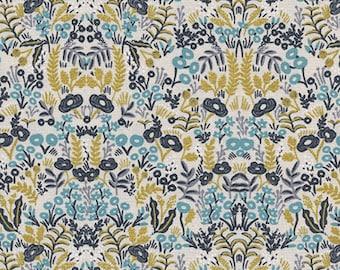 Girls Crib Bedding Set -  Gold Navy Blue / Boho Changing Pad Covers / Bohemain Floral Nursery Baby Bedding /Mini Crib Sheets / Cot Sheets