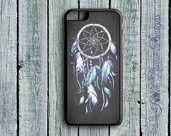 DreamCatcher-Boho-Feathers-Vintage - iPhone 6s, iPhone 6s Plus, iPhone 7s, iPhone 7s Plus, Samsung S6 Phone Case