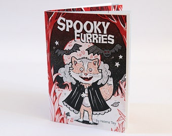 Spooky Furries - Picture Poem Book