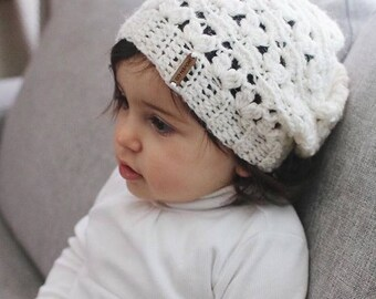The Ameerah Hat Crochet Pattern