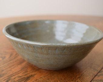 Soup Bowl in Aqua + FREE Shipping